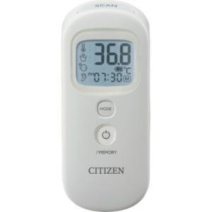 シチズンシステムズ シチズン 耳 額式 体温計 CTD711 1個|atlife