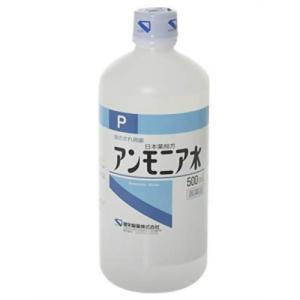 【第3類医薬品】 アンモニア水(P) 500ml atlife