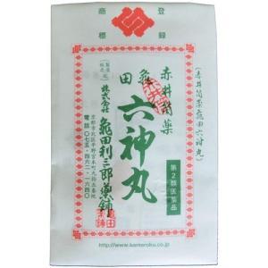 【第2類医薬品】 赤井筒薬亀田 六神丸 18粒|atlife