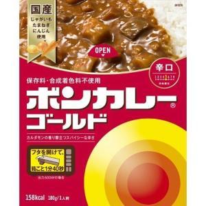 大塚食品 ボンカレーゴールド 辛口 180g×3個セット【po】|atlife