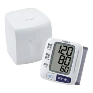 【送料無料・まとめ買い×12個セット】シチズン 電子血圧計 CH650F 手首式 1個|atlife