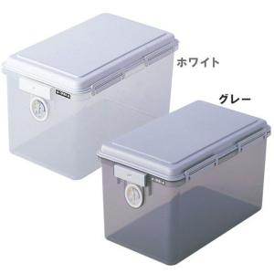 ドライボックス27L 湿度計防湿庫 密閉式収納ボックス