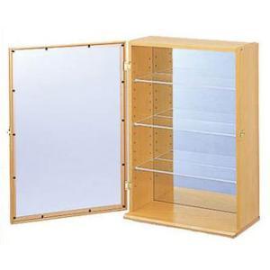 棚板 奥行120mm で大きめのフィギュアもディスプレイできます 組立不要の完成品です。   カ...