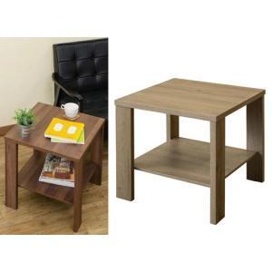 バンブー W90 棚付き センターテーブル 食卓 木製 ブラウン 5105|atmack