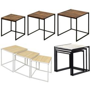 折りたたみ式 棚付リビングテーブル ウォールナット・レトロ 5333|atmack