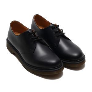 ドクターマーチン Dr.Martens カジュアルシューズ 1461 プレーンウェルト (Black Smooth) 19SS-I|atmos-tokyo