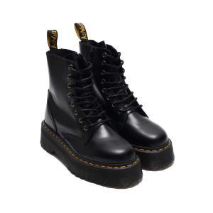 ドクターマーチン Dr.Martens ブーツクアッド レトロ ジェードン 8アイ ブーツ(BLACK) 19SS-I|atmos-tokyo