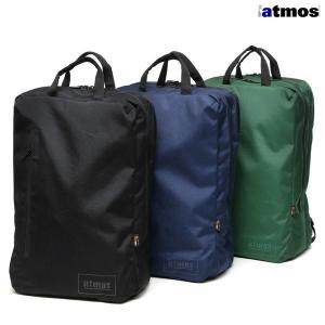 アトモス atmos オリジナル バッグ L(3色展開)ユニセックス 15SS-I|atmos-tokyo