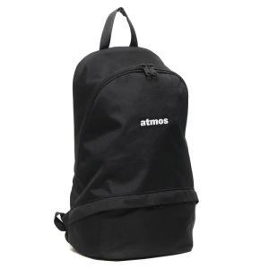 アトモス atmos デイパック(BLACK)ユニセックス 16SS-I|atmos-tokyo