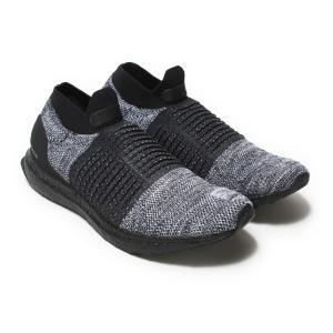 アディダス オリジナルス adidas Originals スニーカー ウルトラブースト レースレス LTD (Core Black/Core Black/Running White) 18SP-I|atmos-tokyo