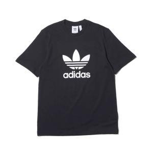 アディダス adidas Originals Tシャツ オリジナルス トレフォイル Tシャツ (Black) 19SS-I|atmos-tokyo