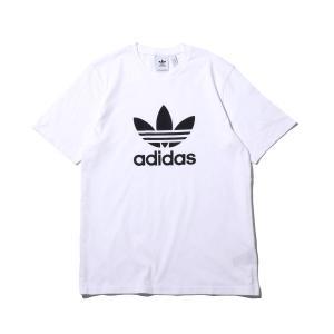 アディダス adidas Originals Tシャツ オリジナルス トレフォイル Tシャツ (White) 19SS-I|atmos-tokyo