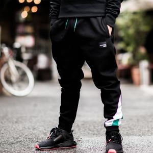 アディダス オリジナルス adidas Originals パンツ EQT ロークロッチ パンツ (Black) 18SS-I