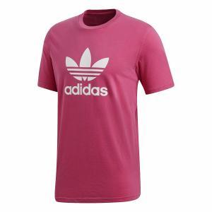 アディダス adidas Originals Tシャツ トレフォイルTEE (SHOCK PINK) 18FW-I|atmos-tokyo