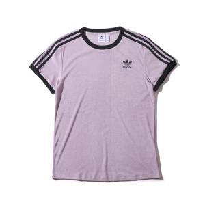 アディダスオリジナルス adidas Originals Tシャツ 3 ストライプ ティー (SOFTVISION) 19SS-I|atmos-tokyo