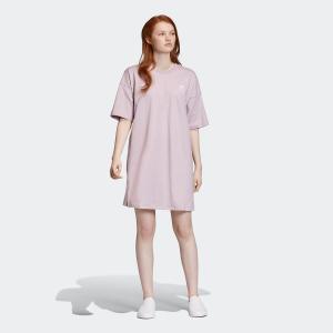 アディダス adidas ワンピース トレフォイル ドレス (SOFT VISION) 19FW-I|atmos-tokyo
