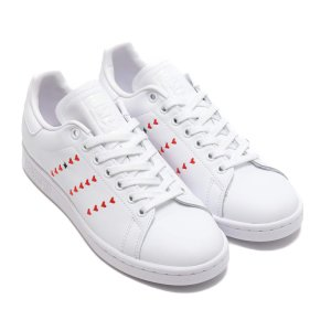 アディダス adidas Originals スニーカー スタンスミス (RUNNING WHITE/CORE BLACK/SCARLET) 19FW-I|atmos-tokyo