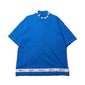 エレッセ ellesse 半袖Tシャツ ハイネック ティー (HERITAGE BLUE) 19FW-I|atmos-tokyo