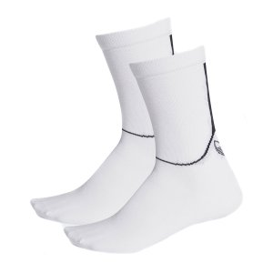 アディダス adidas 靴下 スプリット クルー ソックス 2P (WHITE) 20SS-I|atmos-tokyo