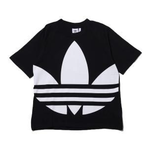 アディダス adidas 半袖Tシャツ ビッグ トレフォイル Tシャツ (BLACK) 20SS-I|atmos-tokyo