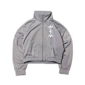アディダス adidas ジャケット エルアールジー ロゴ トラックトップ (SORID GRAY/WHITE) 20SS-I|atmos-tokyo