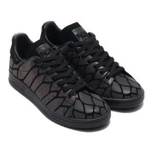 アディダス adidas Originals スニーカー スタンスミス W (CORE BLACK/CORE BLACK/CORE BLACK)19FW-S|atmos-tokyo