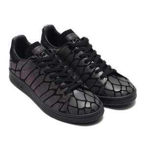 アディダス adidas Originals スニーカー スタンスミス (CORE BLACK/CORE BLACK/CORE BLACK)19FW-S|atmos-tokyo