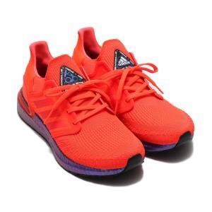 アディダス adidas ブーツ ウルトラブースト (SOLAR RED/SOLAR RED/BOOSTBLUEVIOLET METRIC) 20SS-S|atmos-tokyo