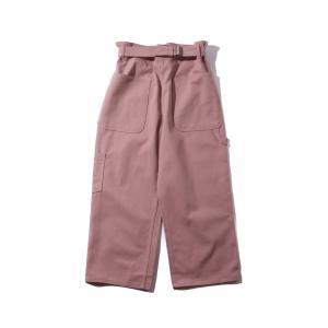 アトモスピンク atmos pink ロングパンツ ビックポケットワイドパンツ TX (PINK) 19FA-I|atmos-tokyo