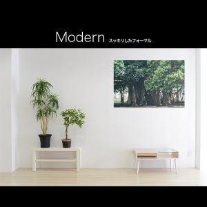 【日本製】アートボード/アートパネル artmart アートマート 絵画や写真をアルミフレームで表現するインテリアコーディネイト(90p-aa0004-grn-sa) atmys