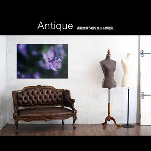 【日本製】アートボード/アートパネル artmart アートマート 絵画や写真をアルミフレームで表現するインテリアコーディネイト(90p-ab0000-pur-sa) atmys