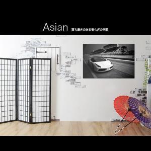 フェラーリ 488 GTB スパイダー カスタム【日本製】アートボード/アートパネル artmart アートマート 絵画や写真をアルミフレームで表現(90p-fa0005-gry-sa) atmys 03
