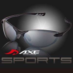 人気 スポーツサングラスブランド アックス  メンズ レディース AXE AS-350 CS 交換レンズ5枚セット(60su-001-cf)|atmys