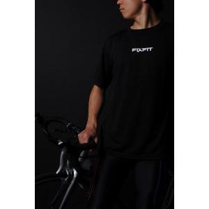 ★スポーツが変わる!このドライ感、もはや敵無し。自転車用 吸汗速乾、抗菌・消臭、UVカット Tシャツ ファーストレイヤー FIXFIT Breathtech(20fi-011)|atmys