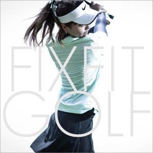 飛ぶゴルフで自信を!ドライバーやアイアンの飛距離を伸ばすコンプレッションインナー!プロ愛用の人気ウェア レディース FIXFIT【ACW-X03 MAX】(20fi-002)|atmys