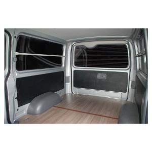 ハイエース200系DX用レザー調内装張り替えシート カスタムパーツ 内装ドレスアップ レザーシート カッティングシート 合皮 シール (70in-001)|atmys