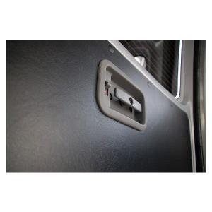 ハイエース200系DX用レザー調内装張り替えシート カスタムパーツ 内装ドレスアップ レザーシート カッティングシート 合皮 シール (70in-001)|atmys|02