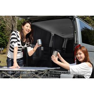 新型 RAV4 MXAA50/AXAH50型 カーテンめちゃ売れ!プライバシーサンシェード リア用 内装 カスタム 日除け カーフィルム 車中泊(01s-a047-re)|atmys|03