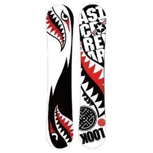 【激レアボード復刻モデル】最新スノーボード 板 AKRABLK アクラ SHARKMOUTH atmys