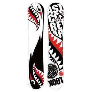 【完全限定】最新スノーボード 板 AKRABLK アクラ SHARKMOUTH atmys