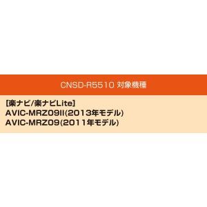 CNSD-R5510 パイオニア カロッツェリア 楽ナビ/楽ナビLiteマップ 地図更新ソフト【在庫有】|atnetservice|02