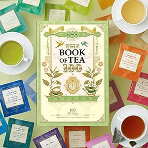 LUPICIA (ルピシア) THE BOOK OF TEA 100