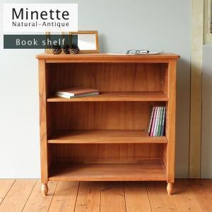 本棚 書棚 シェルフ 北欧 木製 アンティーク ディスプレイラック マガジン リビング収納おしゃれ IKEAニトリ無印風|atom-style