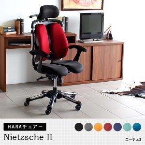 パソコンチェア オフィスチェア 高機能 HARA Chair ハラチェア Nietzsche II ニーチェ2