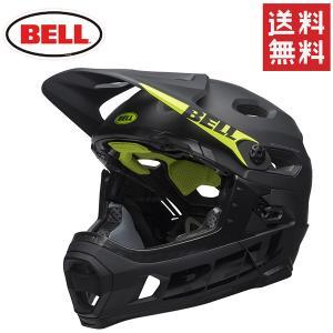 自転車 ヘルメット ベル スーパー DH ミップス BELL SUPER DH MIPS サンド/ブ...