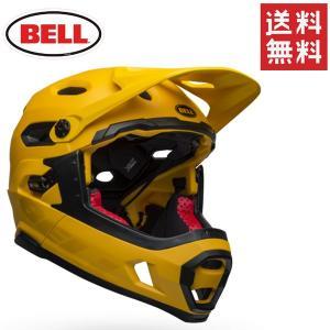 ベル フルフェイス ヘルメット スーパー DH ミップス BELL SUPER DH Mips イエ...