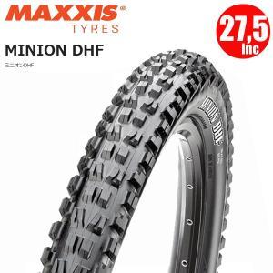 マキシス タイヤ ミニオンDHF MAXXIS MINION DHF SW 27.5x2.3FD 3CMaxxTerra/EXO/TR マウンテンバイク タイヤ|atomic-cycle