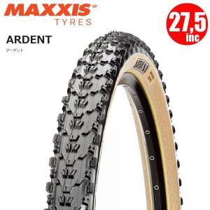 マキシス タイヤ アーデント スキンウォール MAXXIS ARDENT 27.5x2.25 フォルダブル TR マウンテンバイク タイヤ|atomic-cycle