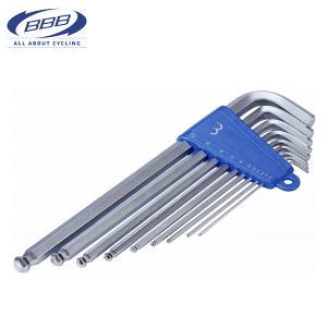 BBB 自転車 工具 ヘキサレンチセット 1.5/2/2.5/3/4/5/6/8/10 102055