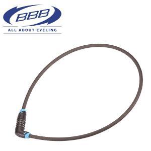 BBB コードセーフ 10×1000mm ケーブルロック 030153|atomic-cycle